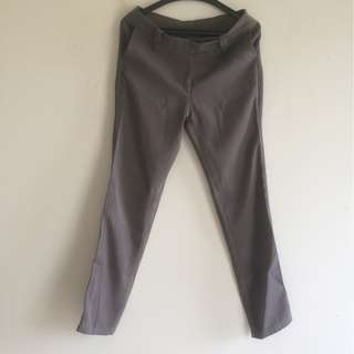 Celana Panjang Coklat Muda