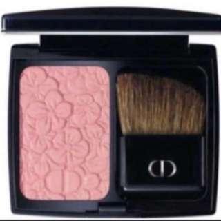 (65% off!!) BNIB Dior Diorblush Glowing Gardens Vibrant Colour Powder Blush (limited edition)