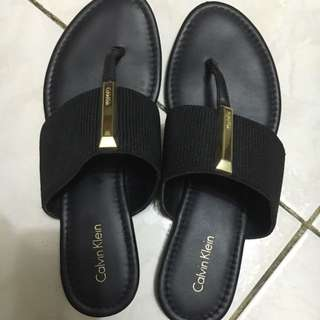 Authentic Calvin Klein sandals