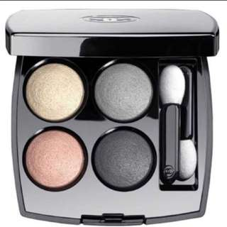 (50% off!!) BNIB Chanel LES 4 OMBRES MULTI-EFFECT QUADRA EYESHADOW