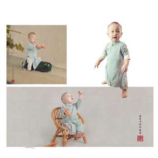 SB283 Wong Fei Hung style Jumpsuit