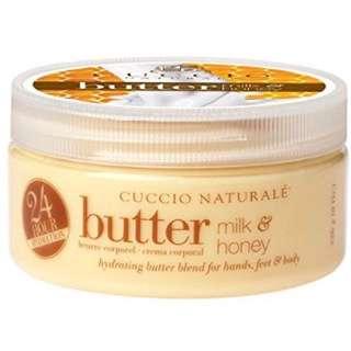 Cuccio butter blend Milk&Honey 236g