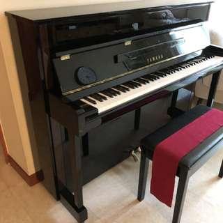 Yamaha Upright Piano - JX113T (2015)