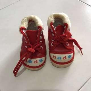 Baby Shoes/ dog year 🐶 Dalmatian