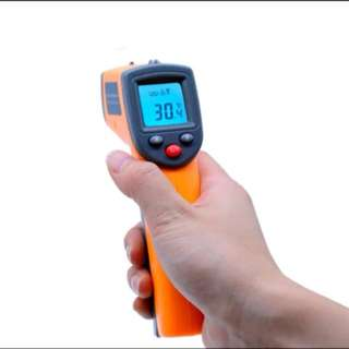 Laser Infrared Digital Thermometer Non-Contact