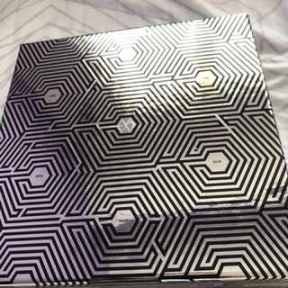 "EXO 2nd mini album ""OVERDOSE"" (Chinese version) // No photocard"