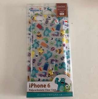iPhone 6/6s 原裝機殼 怪獸公司