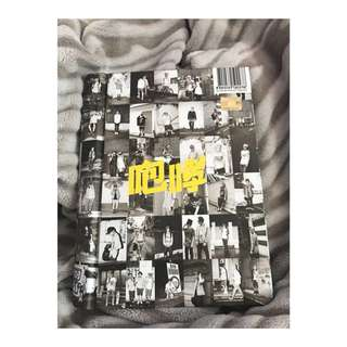 EXO 'GROWL' (Chinese ver.) (no photocard)