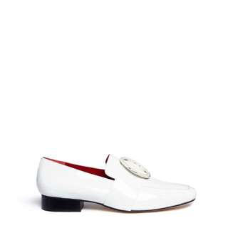 Dorateymur Harput Loafers in Patent
