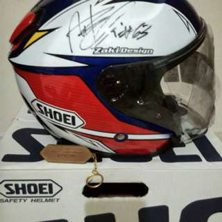 Shoei J Cruise Zulfahmi