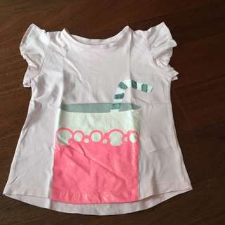 Cotton on kids tshirt 3thn