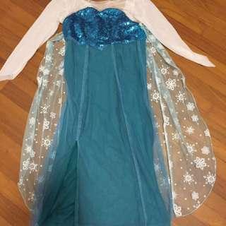 Princess Dress - Elsa