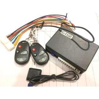 Sistem Alarm (keyless entry system)