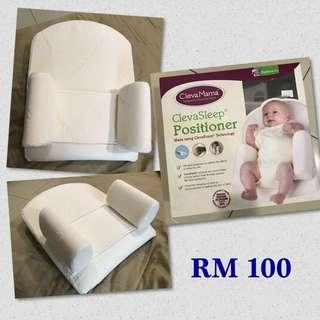 CleavaSleep Positioned for Newborns