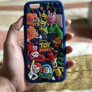 "Case iPhone 6/ 6s ""Toy Story"""
