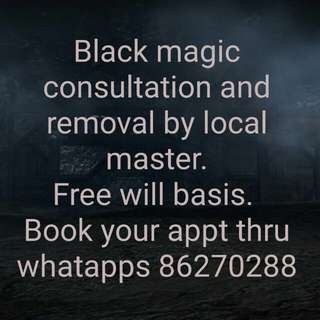 Black magic services