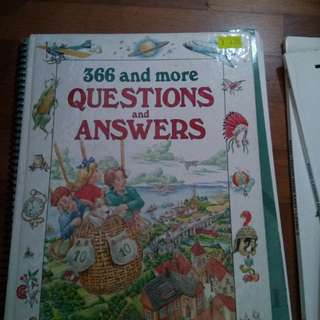 366 and more questions and answers