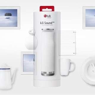 🈹⬇️全新LG Sound 360 Portable Bluetooth Speaker 無線便攜式藍芽喇叭/揚聲器