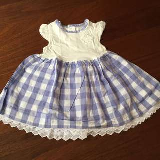 NEW! Pumpkin patch dress 12-18bln