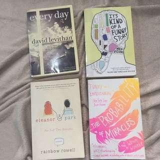 [BUNDLE] Books
