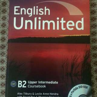 English Unlimited B2 version