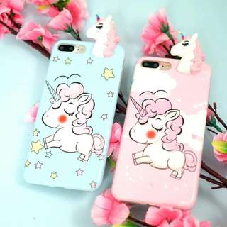 BABY UNICORN PEEK CASE