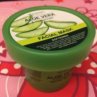 Aloe Vera Gel Facial Mask
