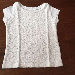 Carter's tshirt 3thn