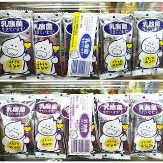 🚚 日本 酸菌糖果 原味/葡萄優格