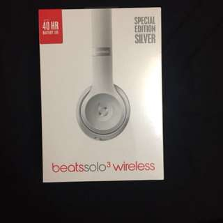 BRAND NEW Limited Edition Solo Beats Headphones