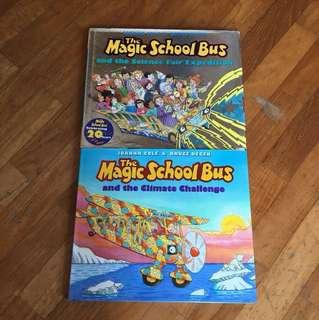 The Magic Schoolbus (hard copy)
