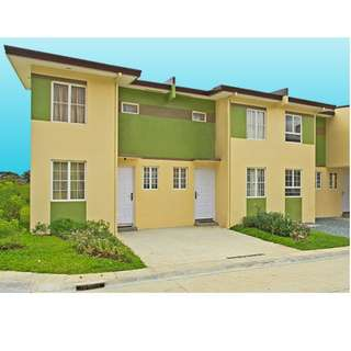 Murang House and Lot sa Cavite 3 Bedrooms with Carport for as low as 8,280 monthly!