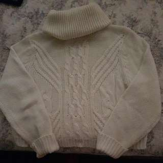 Knit jumper - cropped - All about Eve