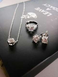 925 Jewelry set