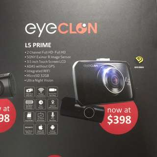 Eyeclon l5 wifi camera 2 channel