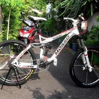 Sepeda Mosso FR2 Fullset