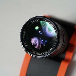 Minolta MD 135mm F/2.8