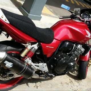 Honda Super 4 Revo