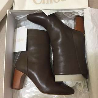 AUTHENTIC CHLOE BOOTS