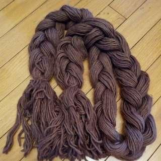 贈送 特殊造型圍巾