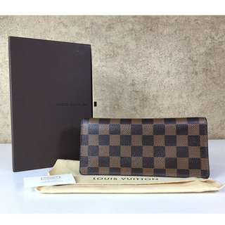 LOUIS VUITTON N60015 BRAZZA WALLET