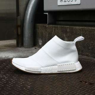 Adidas NMD CS1 White Gum Pack
