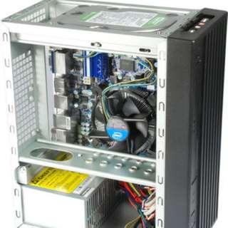 ITX Case Brand New, model itx-0907-bp, USB3