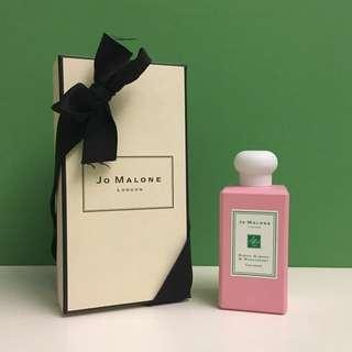 [二手] Jo Malone 2017聖誕香水 綠杏仁與紅醋栗 100ml 限量