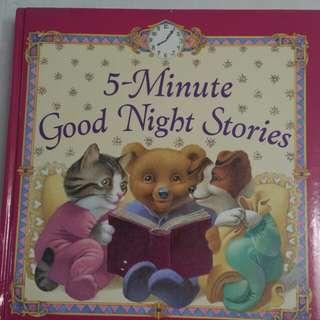 5-Minute Good Night Stories