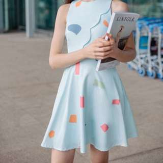 Candy Pop Dress From Thread Theory