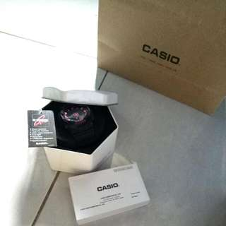 baby g casio ( item pink )