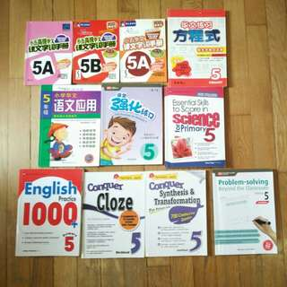 P5 Practice n Supplementary Text 50% off