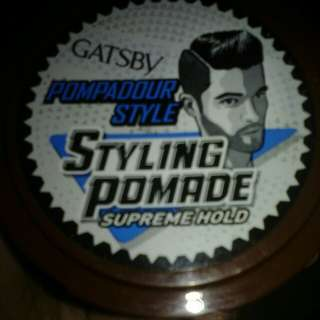 Gatsby Styling Pomade (supreme Hold)