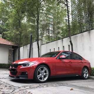 BMW F30 320i Sport